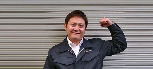 代表取締役 安田 健太
