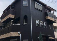 大阪市東淀川区H様邸、外壁屋根塗装工事・ベランダ防水工事完工です