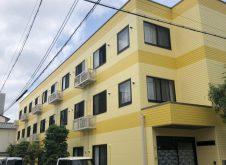 大阪市住吉区デイサービス、外壁塗装工事・ベランダ防水工事完工