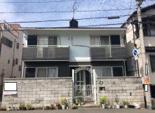 大阪市港区A様邸、外壁屋根塗装工事完工