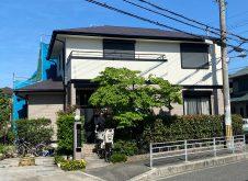 大阪市平野区N様邸、外壁・屋根塗装工事完工