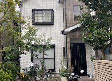 大阪市東住吉区K様邸、外壁屋根塗装工事完工